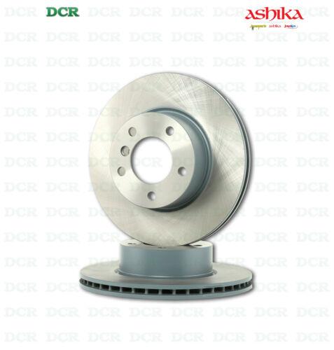 Coppia Dischi Freno anteriore ASHIKA 60-00-032 DACIA