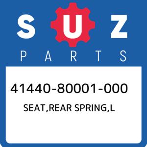 41440-80001-000-Suzuki-Seat-rear-spring-l-4144080001000-New-Genuine-OEM-Part