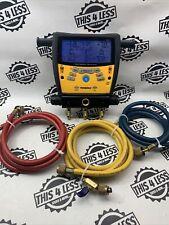 Fieldpiece Sman360 3 Port Digital Manifold Gauge Set