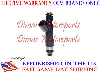4 12602480  Rebuilt by Master ASE Mechanic USA OEM Delphi Fuel Injectors Set