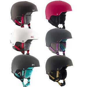 Anon-Lynx-Burton-Damen-Ski-Helmet-Snowboard-Helmet-Ski-Snowboard-Winter-Sports