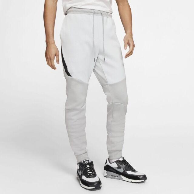 Nike Sportswear Tech Fleece Pants Joggers 805162-077 Smoke Grey/platinum M
