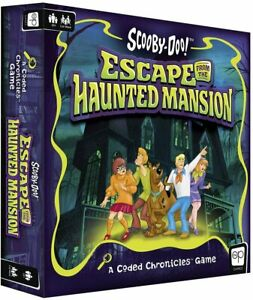 Scooby-Doo: Escape from the Haunted Mansion-codé CHRONICLES jeu