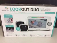Summer Lookout Duo video baby monitor system BRAND NEW! Oakville / Halton Region Toronto (GTA) Preview