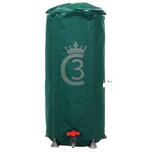Flex Tank flexibler Wassertank 100 L Grow Anzucht Indoor Steckling Bewässerung