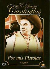 Por Mis Pistolas por Siempre Cantinflas Televisa New Dvd