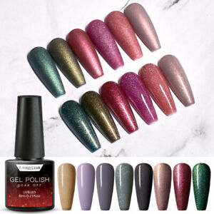 T-TIAO-CLUB-Platinum-Shimmer-UV-Gel-Nail-Polish-Glitter-Soak-Off-Top-Base-Coat
