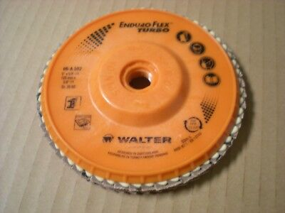 Walter 06A502 5x5//8-11 Enduro-Flex Turbo Blending Disc 10 pack