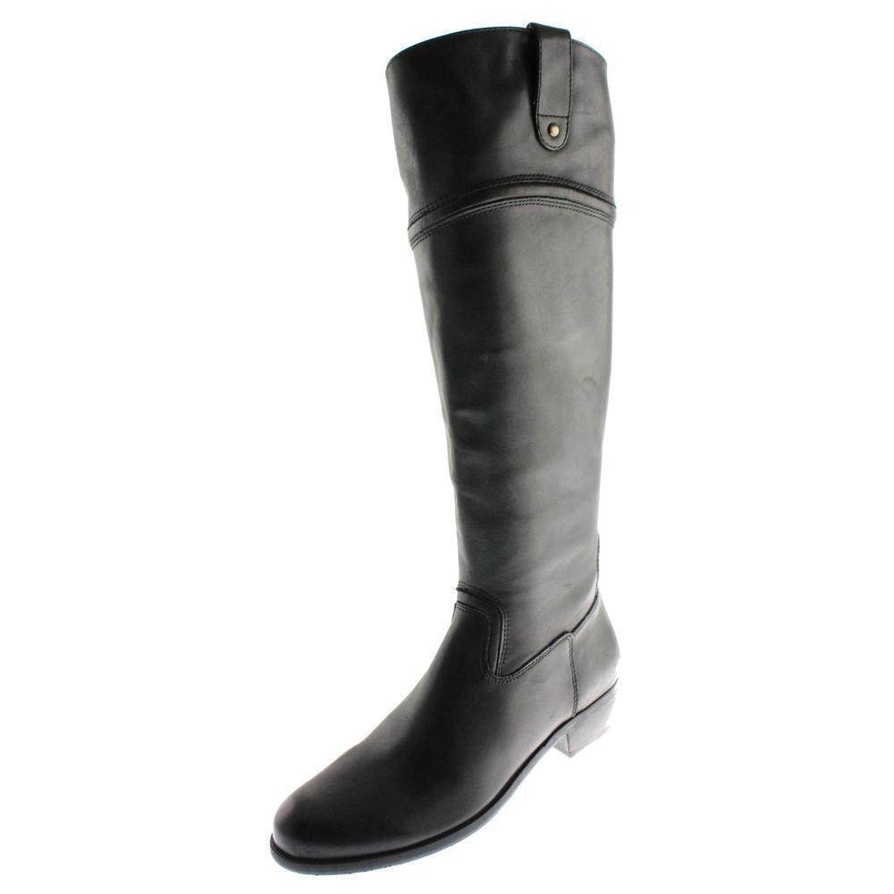 NEW GENUINE Stiefel LEATHER Stiefel GENUINE  Sz 7 510930