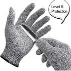 Safety Knife Cut Proof Stab Resistant Stainless Steel Metal Mesh Butcher Gloves