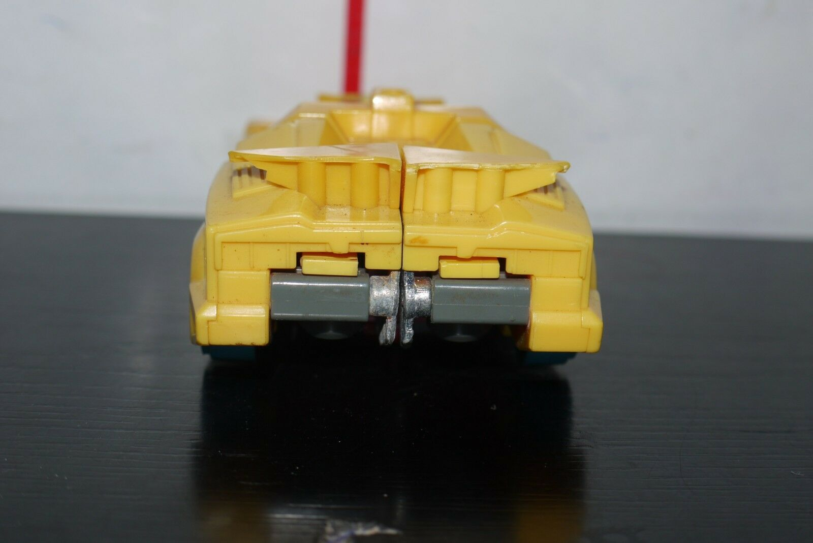 TRANSFORMERS G1 Motorvator Flame Hasbro 1989 European FIGURE FIGURE FIGURE BROKEN a71dd0