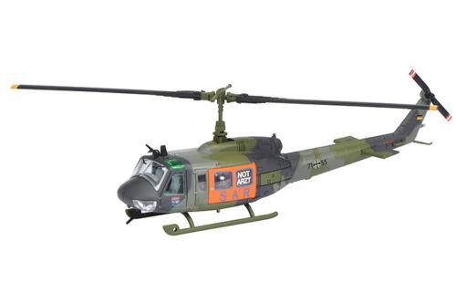 Schuco 452625700 bell uh 1d helicóptero de salvamento 1:87 sar metal avión de rescate