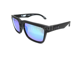 61fde9e8fe4 Image is loading Authentic-SPY-Helm-Polarized-Matte-Black-Sunglasses -673015374861-