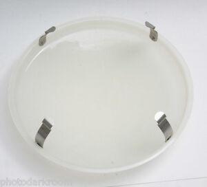 """10"""" Diffuser fits 8.5-9"""" Diameter Reflectors - USED EX+ Clean F20"""