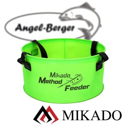Mikado Method Feeder Falteimer EVA 35x17cm Angeleimer Futtereimer