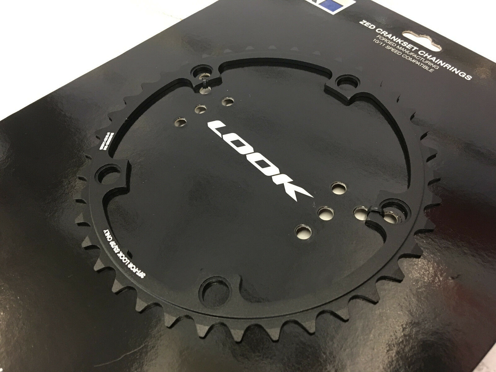Look ZED 2 BCD130mm 53 39 39T Inner Chainring