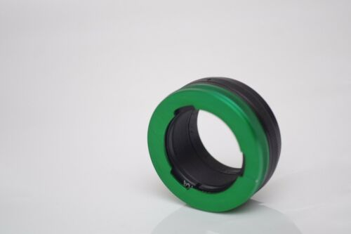 KMZ START Lens onto Canon EOS M mount adapter with close focus