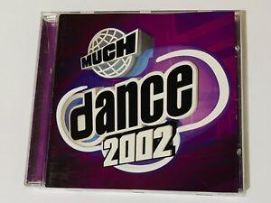 MUCH-DANCE-2002-CD-2001-BMG-MUSIC-CANADA