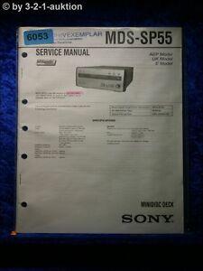 Sony-Service-Manual-MDS-SP55-Mini-Disc-Deck-6053
