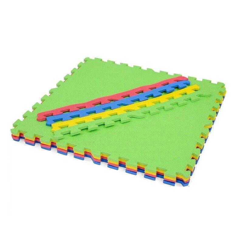 Soft Foam Exercise Floor Mats Kids Play