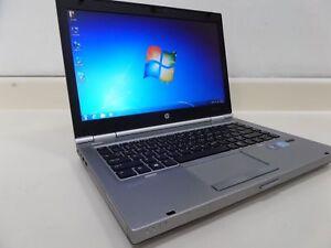 HP 8470P EliteBook#Intel Core i5-3320M 2.5GHz# 16GB Ram# 2000 GB HDD #Win 7 Pro