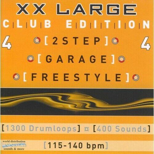 Audio Best Service XXLarge Club Edition 4 Neu