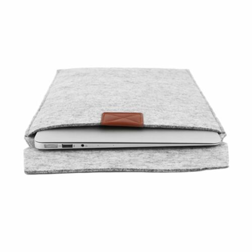 Soft Ultrabook Laptop Sleeve Case Cover Bag for Macbook Air 11//13//15inch RQ