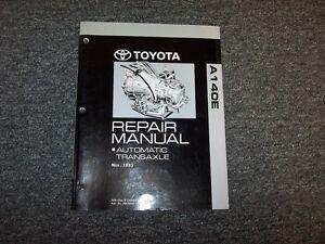 1995 1996 1997 1998 toyota camry a140e transmission service repair rh ebay com toyota camry 1998 repair manual 1998 toyota camry haynes repair manual