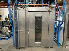 Revent 624 Double Rack Gas Oven Bakery Commercial Roll In Bread With 2 Racks
