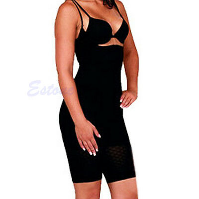 Slim Women Slimming Underbust Corset Shaper Body Bodysuit Shapewear Cincher Suit