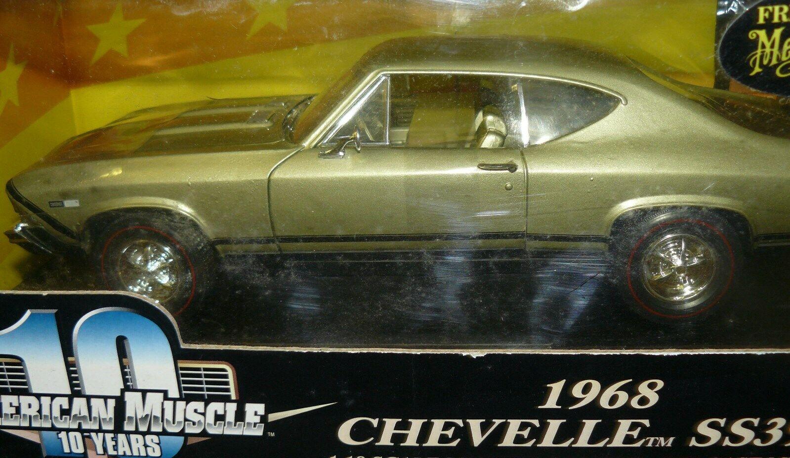 1 18 1968 Chevelle SS396