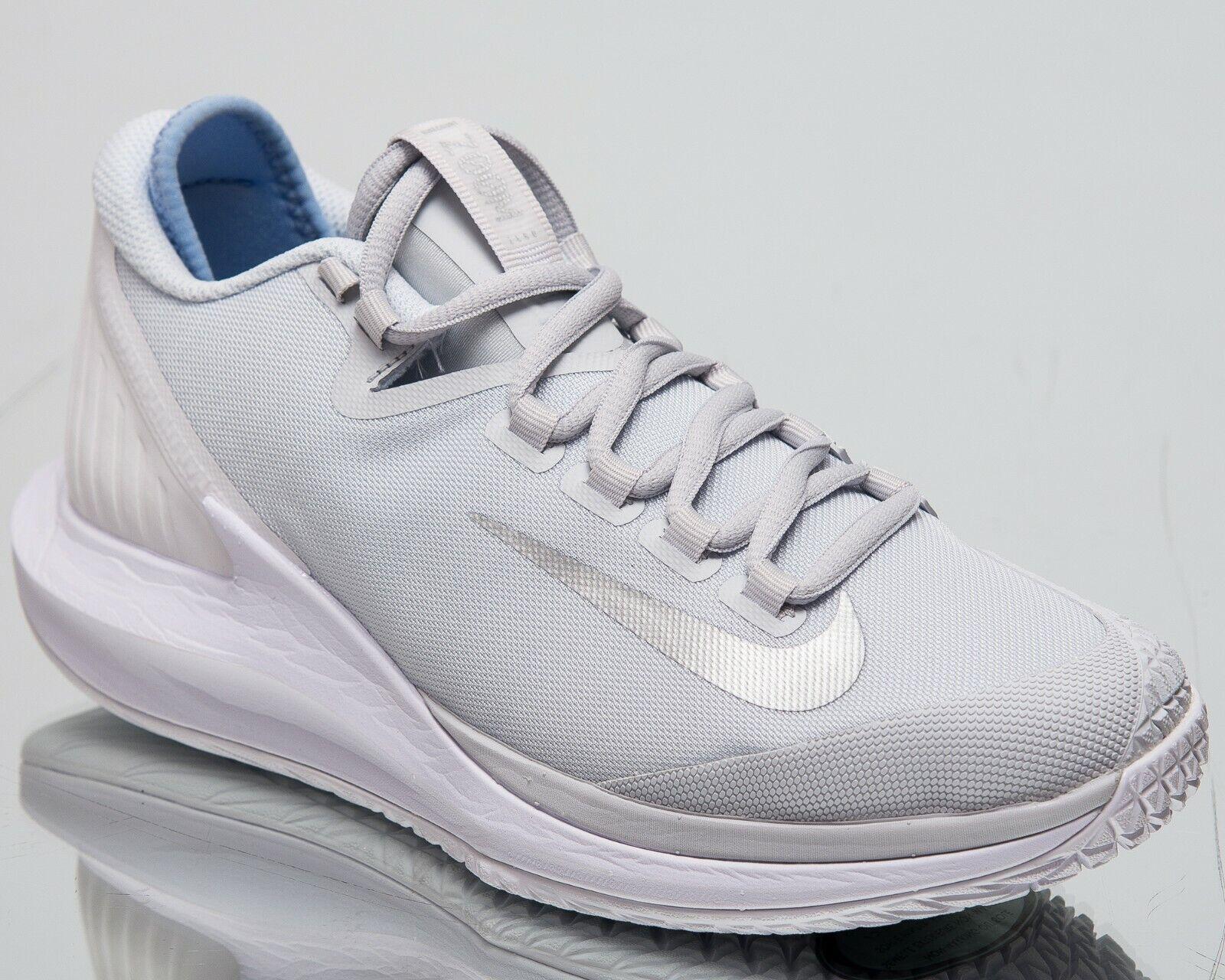 Nike señora señora señora patio aire zoom cero HC nuevo zapatillas de tenis Pure Platinum aa8022-001  Obtén lo ultimo