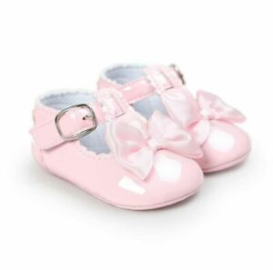 Zapatos Calzado De Bebe Para Niña Casuales Niñas Bebes Elegantes Recién Nacidos