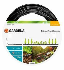 GARDENA-Micro-Drip-System-Tropfrohr-oberirdisch-4-6-mm-3-16-034-Tropfschlauch