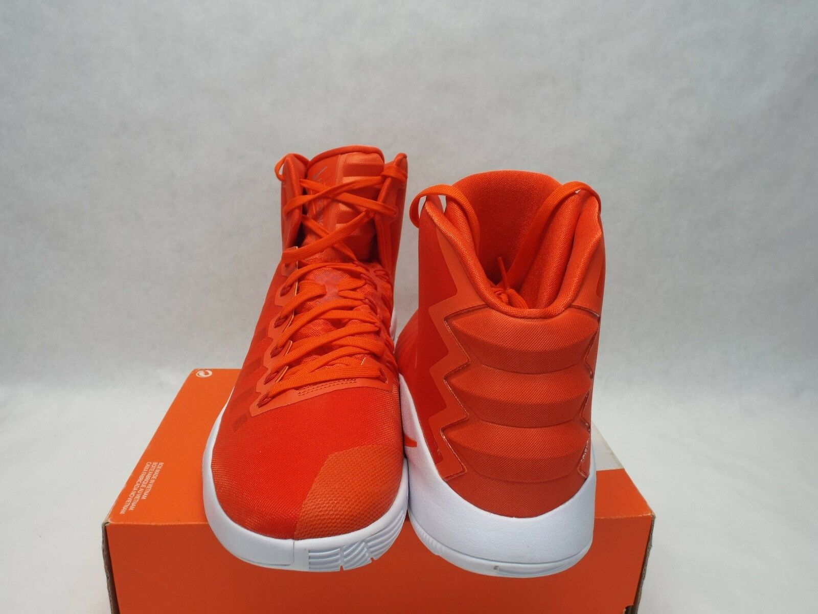New Hommes 16 NIKE Hyperdunk 2018 TB Basketball Orange blanc 844368-881  Chaussures  150 844368-881 blanc 2e2502