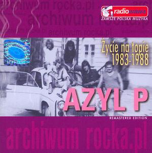 Azyl-P-Zycie-Na-Topie-1983-1988-Best-Of-ARCHIWUM-ROCKA-CD-sealed