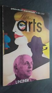 Revista-Mensual-Baca-Las-Artes-N-183-Letras-Artes-Linder-1978-ABE