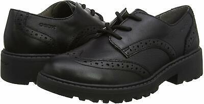 Détails sur Geox Filles J Casey N Chaussures 12.5 UK (31 EU) afficher le titre d'origine