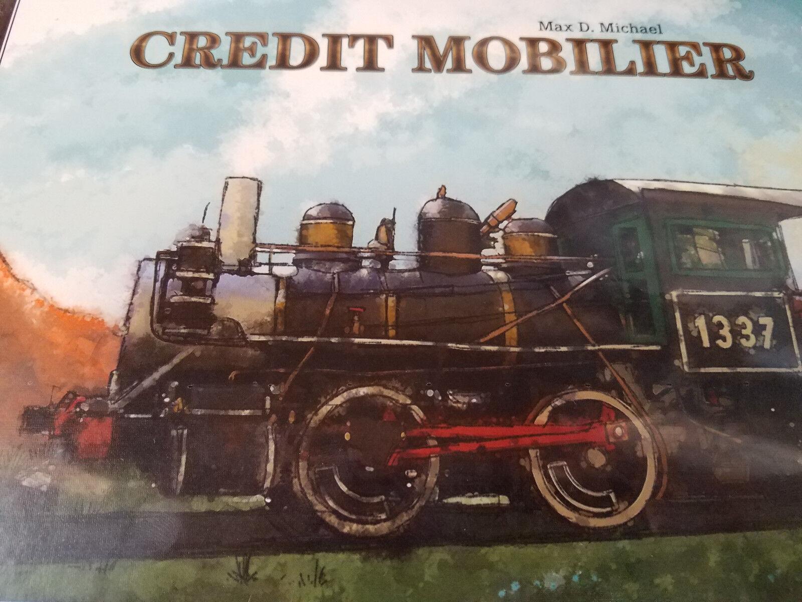 CROTit Mobilier - Rio Grande Games Board Game New