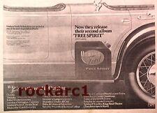 """HUDSON-FORD  Free Spirit 1974 UK Press ADVERT 12x8"""""""