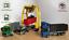 LEGO-Hafen-Logistik-Container-LKWs-mit-Kran-MOC-Bauanleitung-keine-Steine Indexbild 1