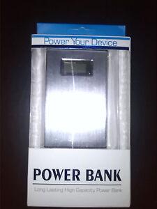 Power Bank, Long Lasting Power High Compacity Power Bank,silber, ***NEU*** - Deutschland - Power Bank, Long Lasting Power High Compacity Power Bank,silber, ***NEU*** - Deutschland
