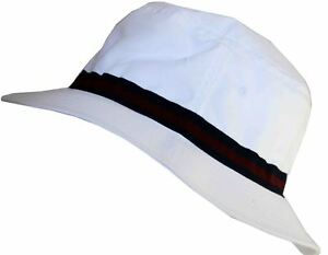 69ba03567dd Image is loading Water-Repellent-Brushed-Microfiber-Golf-Bucket-Hat-small-