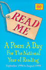 Read Me: A Poem a Day for the National Year of Reading by Pan Macmillan (Paperback, 1998)