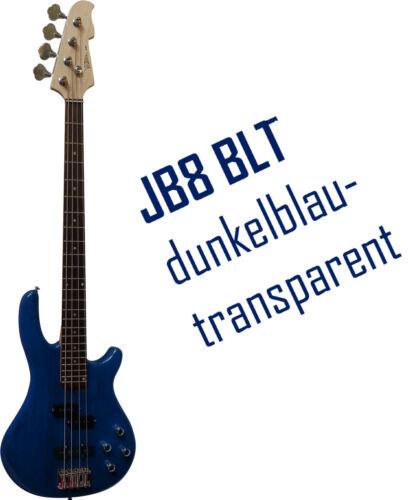 JB8 FARBAUSWAHL Vision- Markenware+Gigbag-Tasche Zubehör Piks E-Bass Band