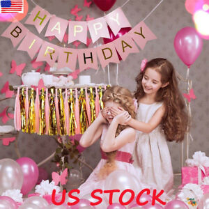 Pastel-Happy-Birthday-Bunting-Garland-Gold-Alphabet-Hanging-Banner-Party-Decor