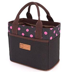 Image Is Loading Women S Kids Cute Lunch Bags Bento