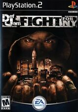 Def Jam: Fight for NY - Playstation 2 Game Complete
