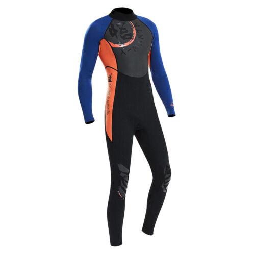 1.5 mm Neoprenanzug Schwimmanzug Tauchanzug für Herren lang