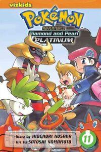 Pokemon-Adventures-11-Diamond-and-Pearl-Platinum-Paperback-by-Kusaka-Hid